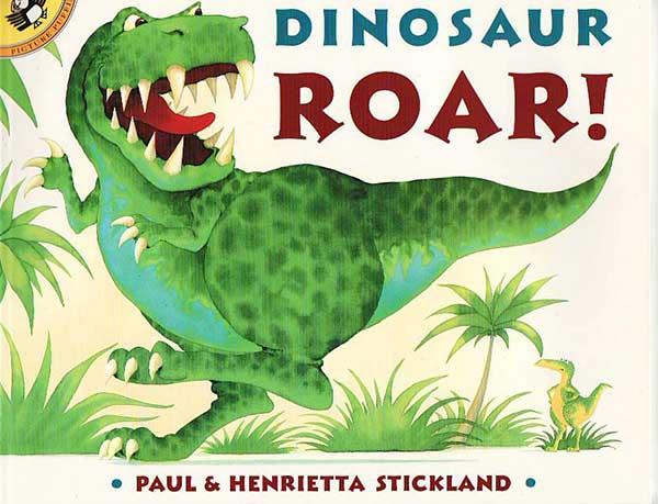 DinosaurRoar-cover