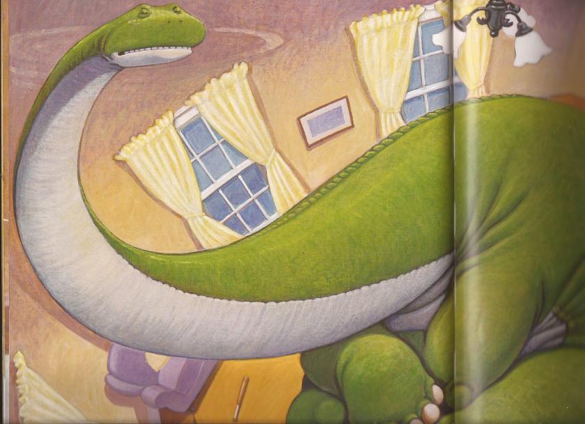 Howdodinos Apatosaurus