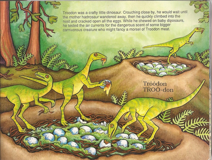 Thunderfeet Troodon