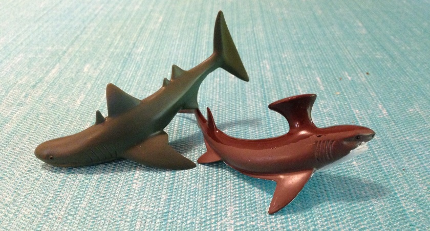 early sharks