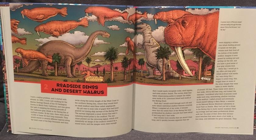 Walruses & Cabazon Dinos