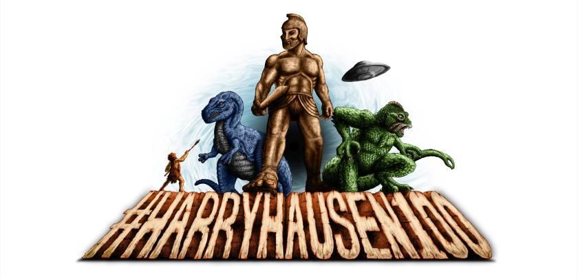 Harryhausen poster