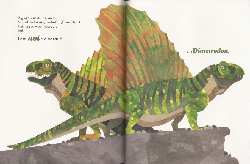 I Am NOT A Dinosaur! Dimetrodon