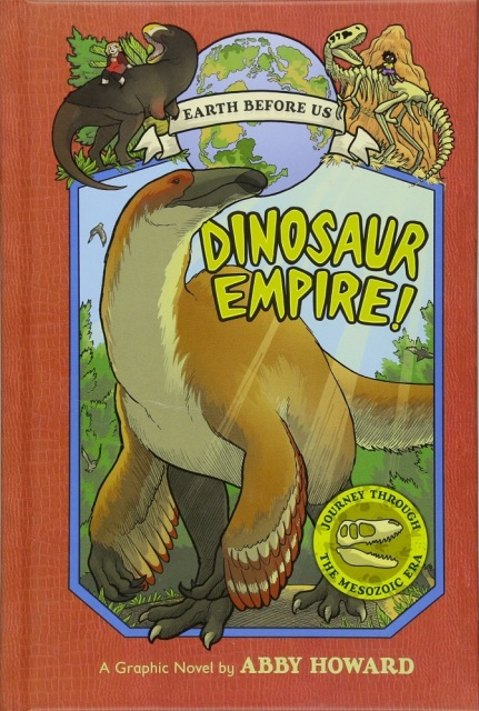 dinosaur empire cover