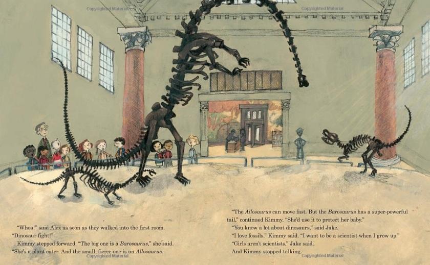 Barosaurus AMNH