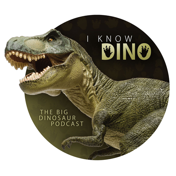 I Know Dino podcast