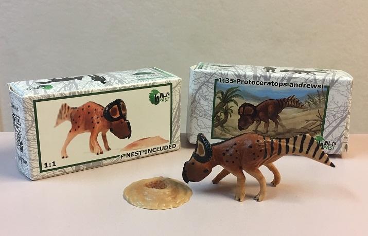 box art Protoceratops
