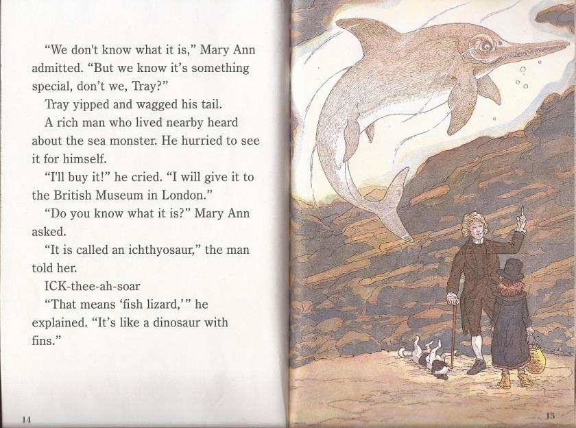 mansplained ichthyosaur
