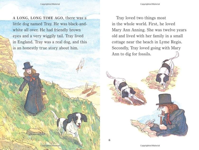 Tray and Mary