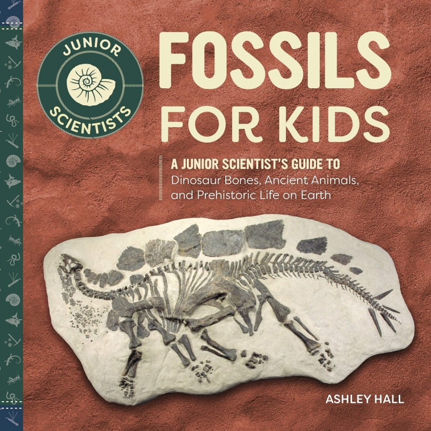 fossils for kids cover